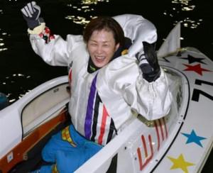 貫禄の女王誕生!!いや返り咲きか~(≧∇≦)