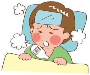風邪が早めに治ると言われている方法(^o^;)※やるやらないは自己責任で!